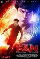 Fan (Hindi) Movie Poster