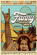 Fanny: The Right to Rock Large Poster