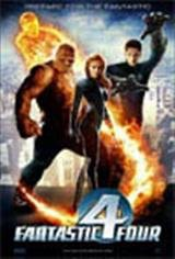 Fantastic Four (2005) Movie Poster