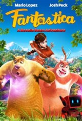 Fantastica: A Boonie Bears Adventure Affiche de film