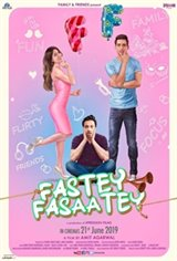 Fastey Fasaatey Movie Poster