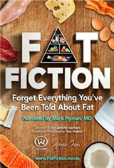 Fat Fiction Large Poster