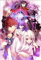 Fate/stay night [Heaven's Feel] Movie Poster