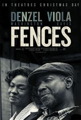 Fences Affiche de film