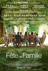 Fête de famille Affiche de film