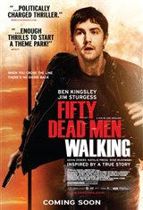 Fifty Dead Men Walking Movie Poster