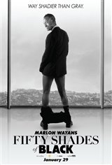 Fifty Shades of Black Movie Poster Movie Poster