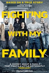 Fighting With My Family Movie Poster Movie Poster