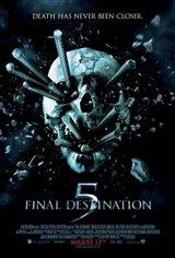 Final Destination 5 Movie Poster