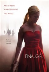 Final Girl Movie Poster