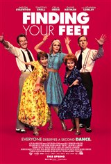 Finding Your Feet Movie Poster Movie Poster