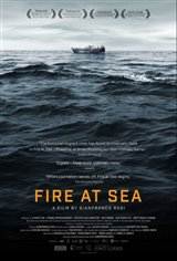 Fire at Sea (v.o.s.-t.f.) Affiche de film