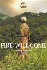 Fire Will Come Large Poster