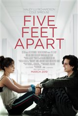 Five Feet Apart Movie Poster
