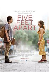 Five Feet Apart: Fan Event Large Poster