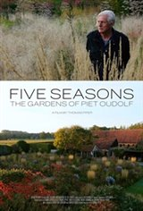 Five Seasons: The Gardens of Piet Oudolf Affiche de film