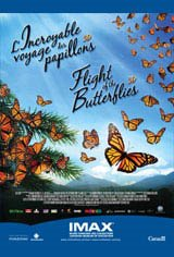 Flight of the Butterflies 3D Movie Poster