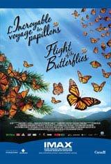 Flight of the Butterflies 3D Movie Poster
