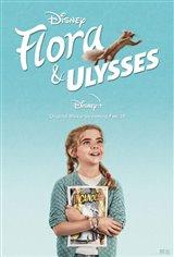 Flora & Ulysses (Disney+) Poster
