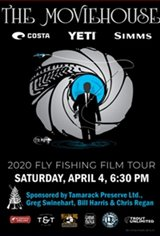 Fly Fishing Film Tour 2021 Large Poster