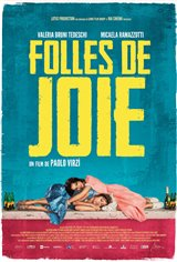 Folles de joie Movie Poster