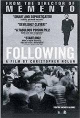 Following Movie Poster