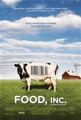 Food, Inc. Movie Poster Movie Poster