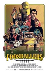 Foosballers Movie Poster