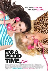 For A Good Time, Call... Movie Poster
