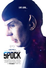 For the Love of Spock Large Poster