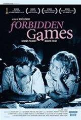 Forbidden Games Movie Poster