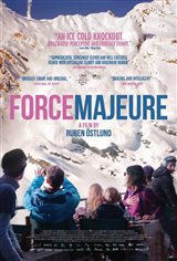 Force Majeure Movie Poster Movie Poster