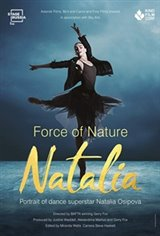 Force of Nature Natalia Large Poster