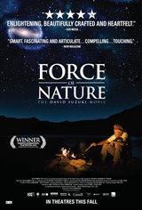 Force of Nature: The David Suzuki Movie Movie Poster