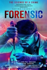 Forensic Large Poster