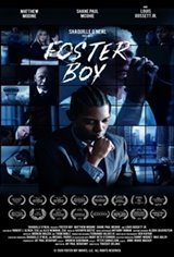 Foster Boy Large Poster