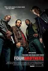 Four Brothers Movie Poster Movie Poster