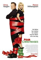 Four Christmases Movie Poster Movie Poster