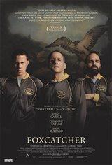 Foxcatcher Movie Poster