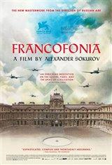 Francofonia (v.o.f.) Affiche de film