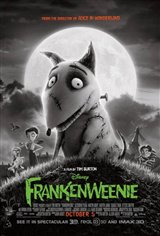 Frankenweenie Movie Poster Movie Poster