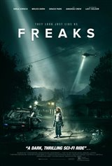 Freaks Large Poster
