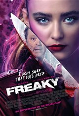 Freaky Movie Poster