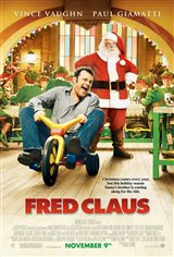 Fred Claus Movie Poster Movie Poster