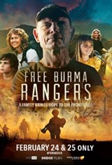 Free Burma Rangers Movie Poster