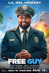 Free Guy Poster