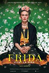 Frida. Viva la Vida Movie Poster