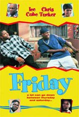 Friday Movie Poster