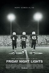 Friday Night Lights Movie Poster Movie Poster