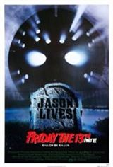 Friday the 13th, Part VI: Jason Lives Movie Poster